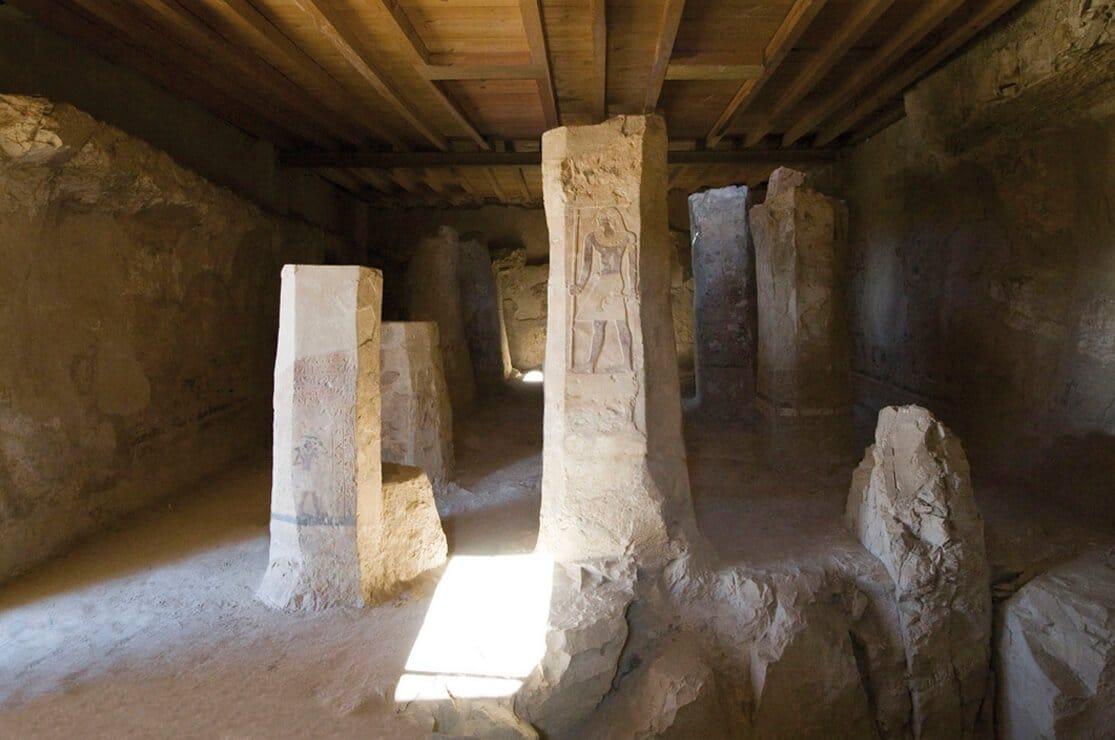Tomb of Ankhtify, Mo'alla