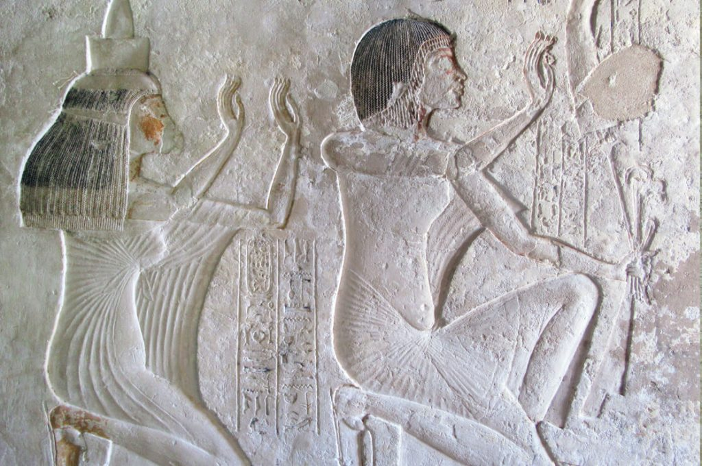 Tomb of Ay Amarna Southern Tombs Egypt Ancient World Tours