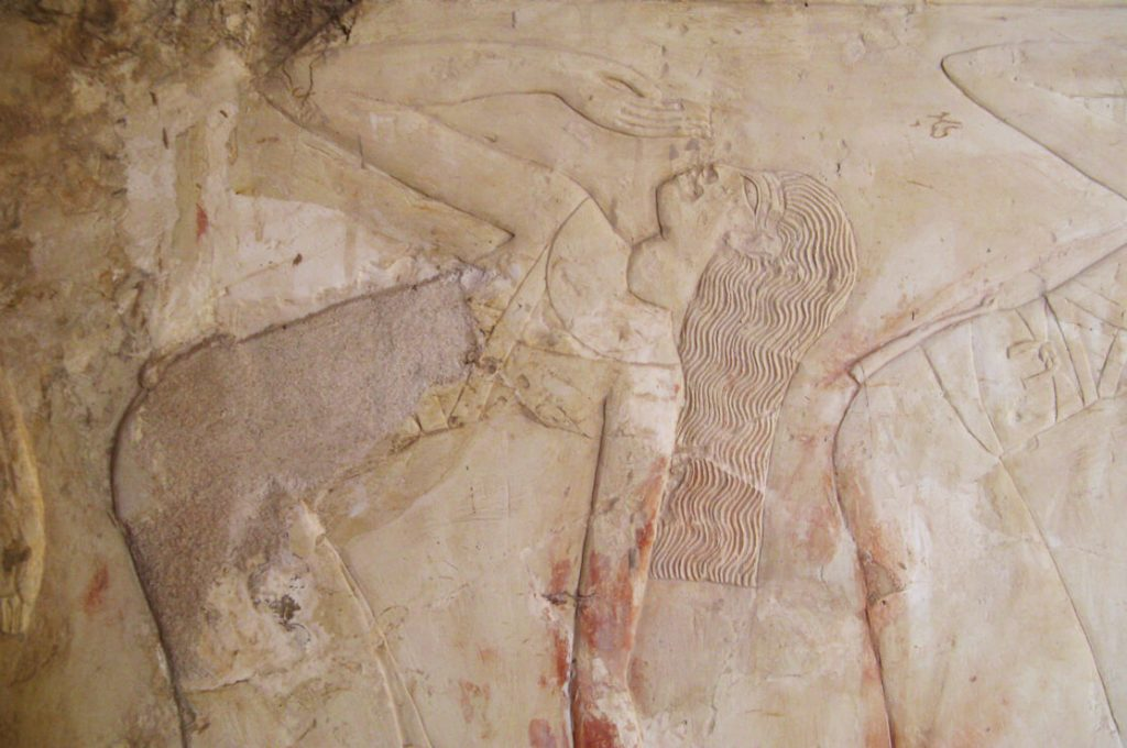 Tomb of Kheruef, Egypt, Ancient World Tours