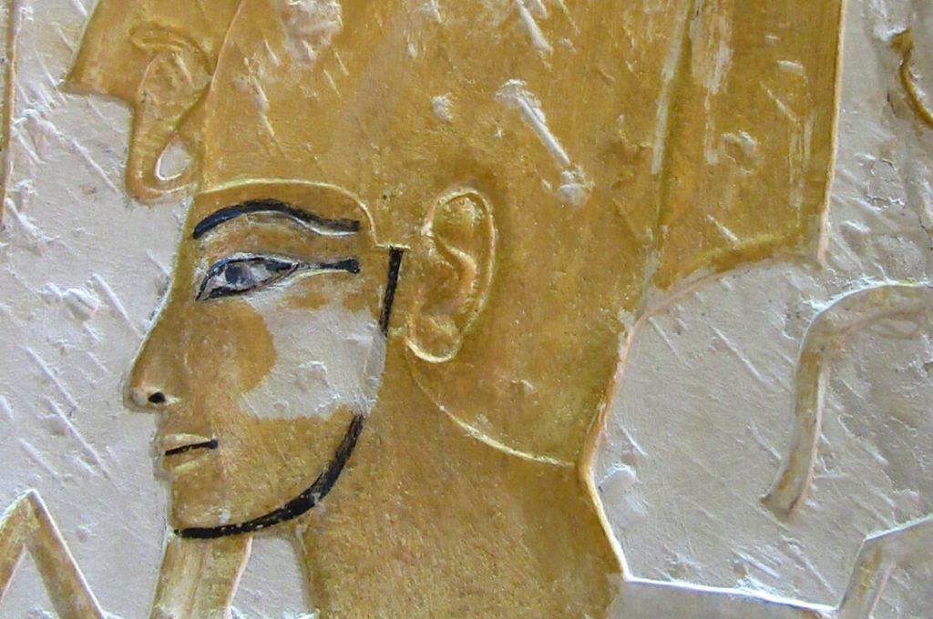 Tomb of Maya, Saqqara, Egypt, Ancient World Tours
