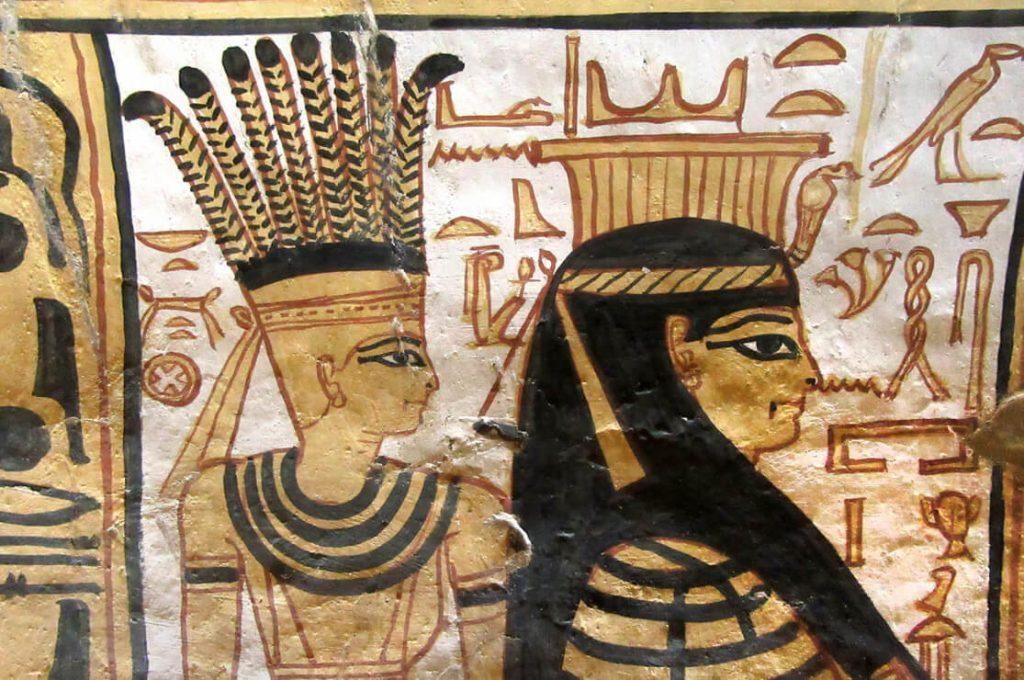 Tomb of Nakht Amun, Deir el Medina,Egypt, Ancient World Tours