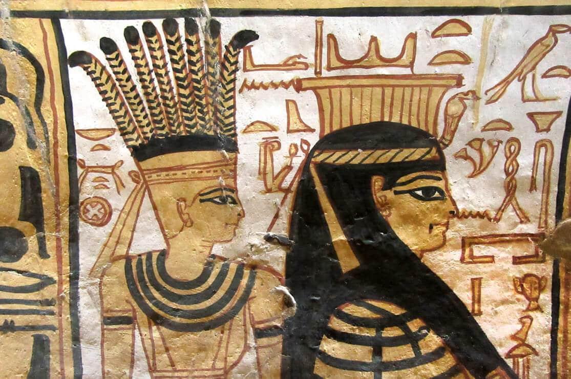 Tomb of Nakht Amun, Deir el Medina