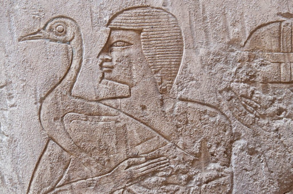 Tomb of Pabasa, Egypt, Ancient World Tours