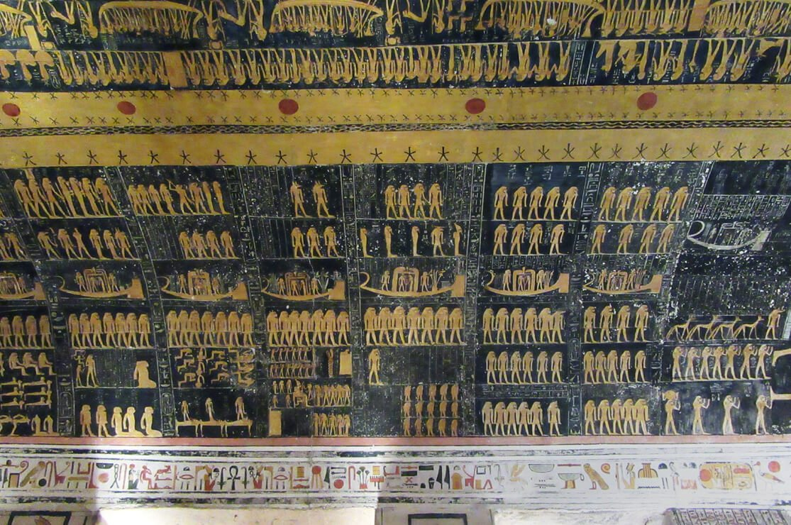 Tomb of Ramesses V & VI (KV9)