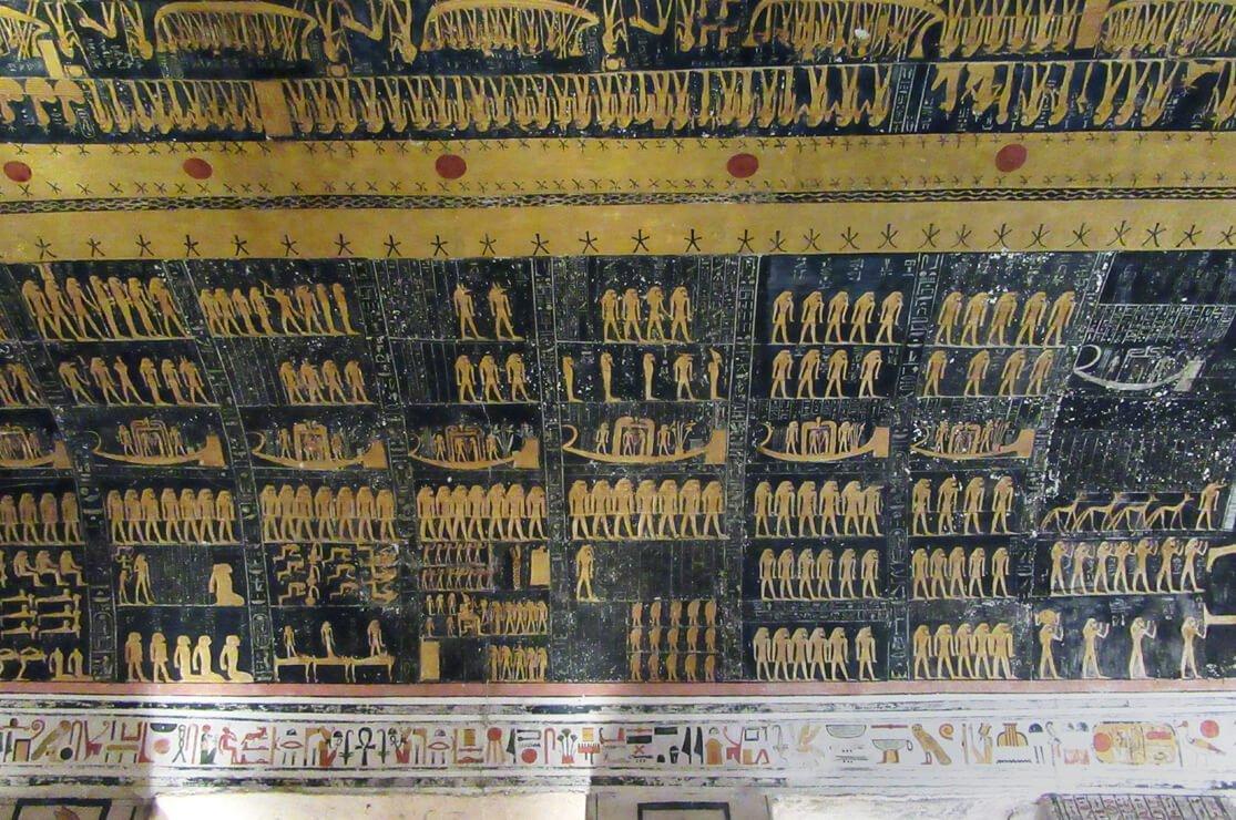 Tomb of Ramesses V & VI (KV9)
