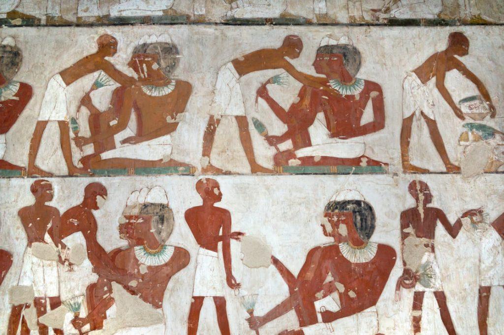 Tomb of Rekhmire, Egypt, Ancient World Tours