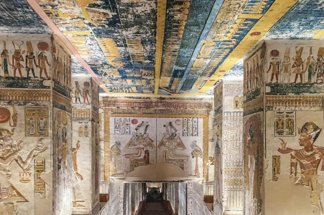 Tomb of Seti I (KV17)