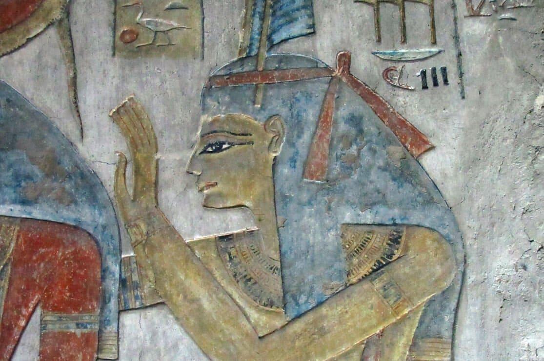 Tomb of Tausert & Setnakht (KV14)