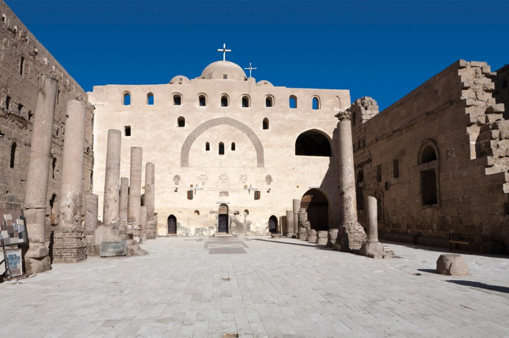 White Monastery, Egypt, Ancient World Tours