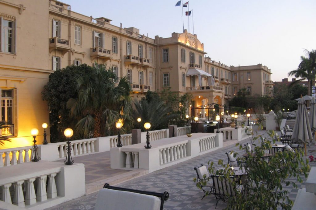Winter Palace Hotel, Luxor, Egypt, Ancient World Tours