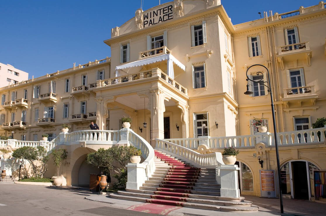 Winter Palace Hotel