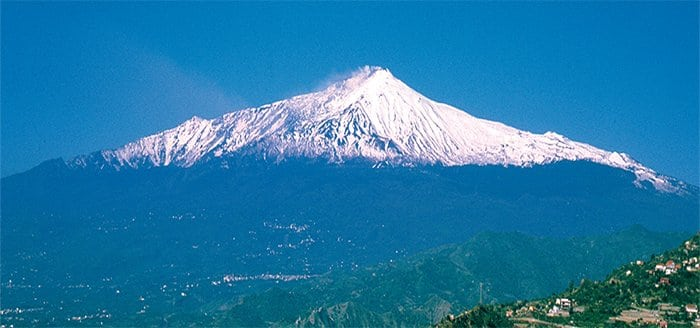Etna, Ancient World Tours
