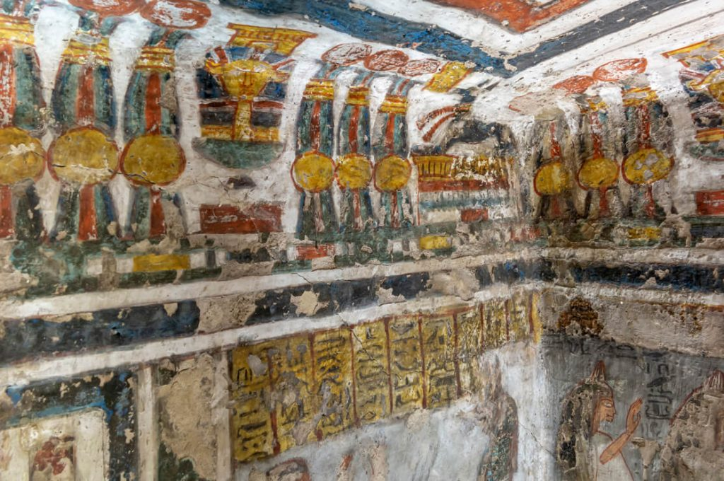 Khokha Tomb, Luxor, Egypt, Ancient World Tours