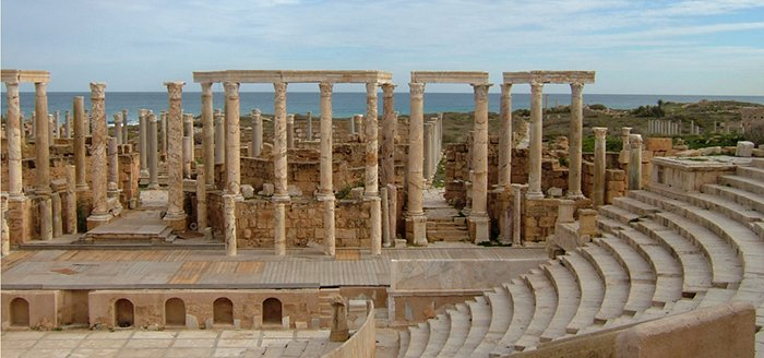 Leptis Magna, Ancient World Tours