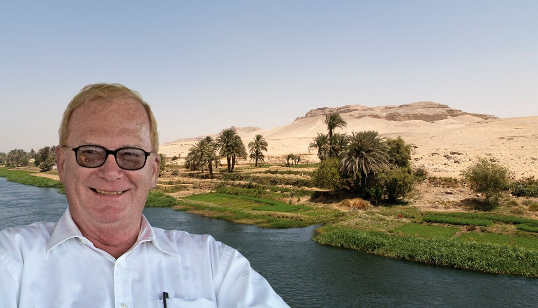 Long Nile Cruise South, Golden Age, Kent Weeks, Ancient World Tours