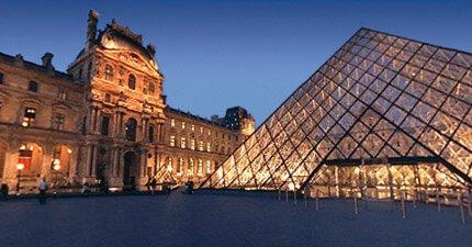 Lourve, Paris, Ancient World Tours