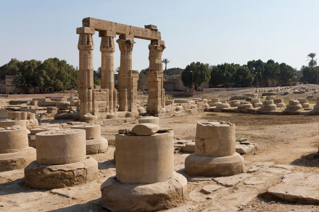 Medamud, Egypt, Ancient World Tours