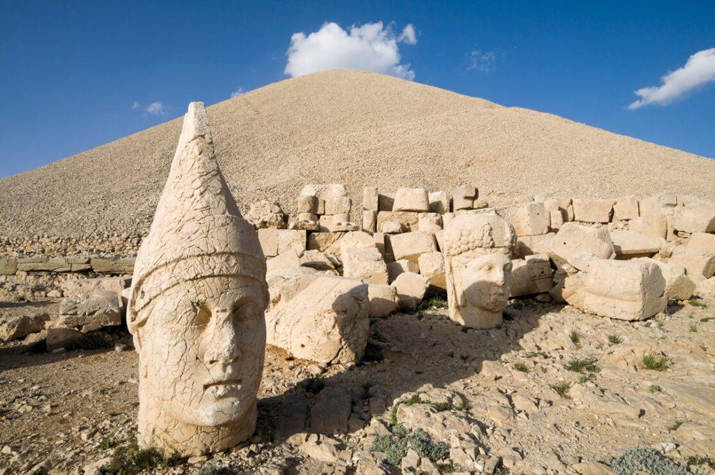Nemrut Dagh, Turkey, Ancient World Tours