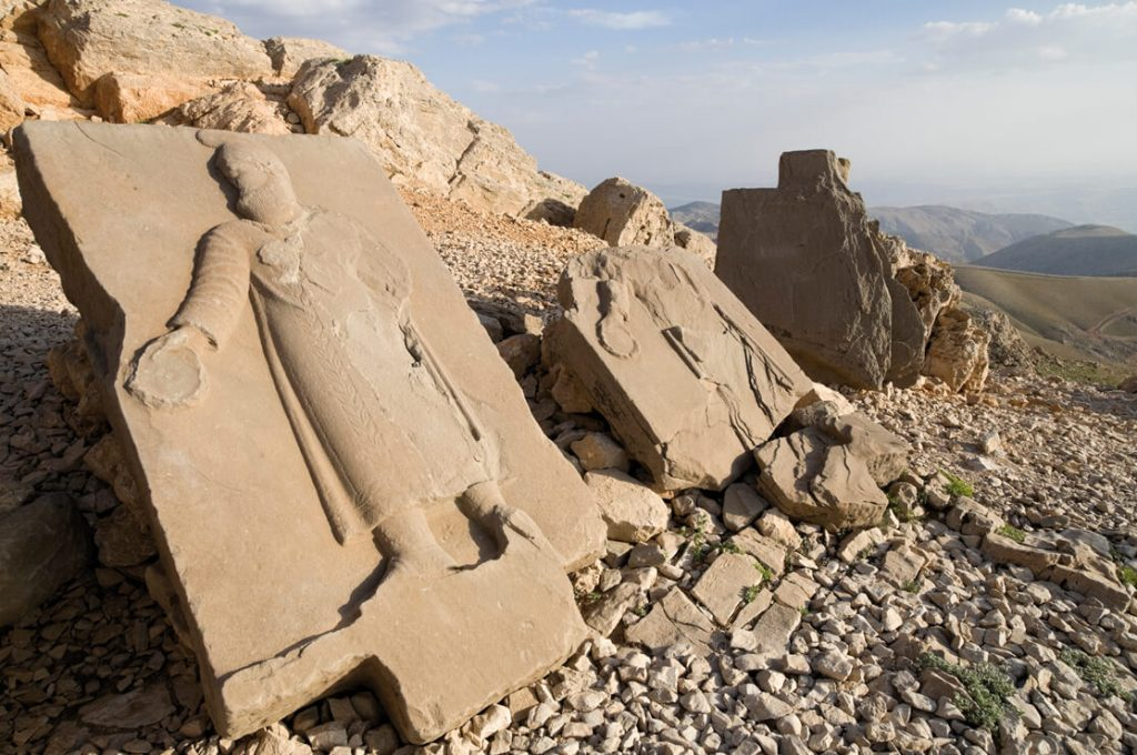 Nemrut Dagh, Turkey, Ancient World Tours