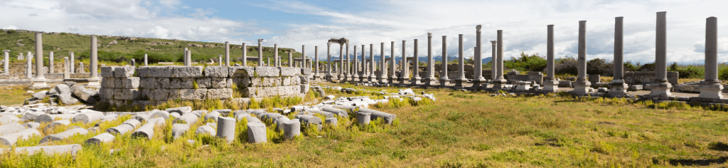 Perge, Turkey, Ancient World Tours