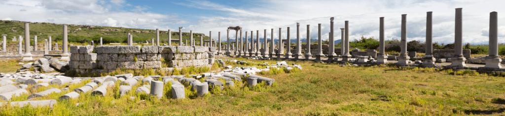 Perge, Turkey, Ancient World Tours