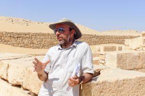 Philippe Collombert, South Saqqara, Egypt, Ancient World Tours