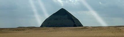 Pyramid Explorer 2016, Ancient World Tours, Bent Pyramid