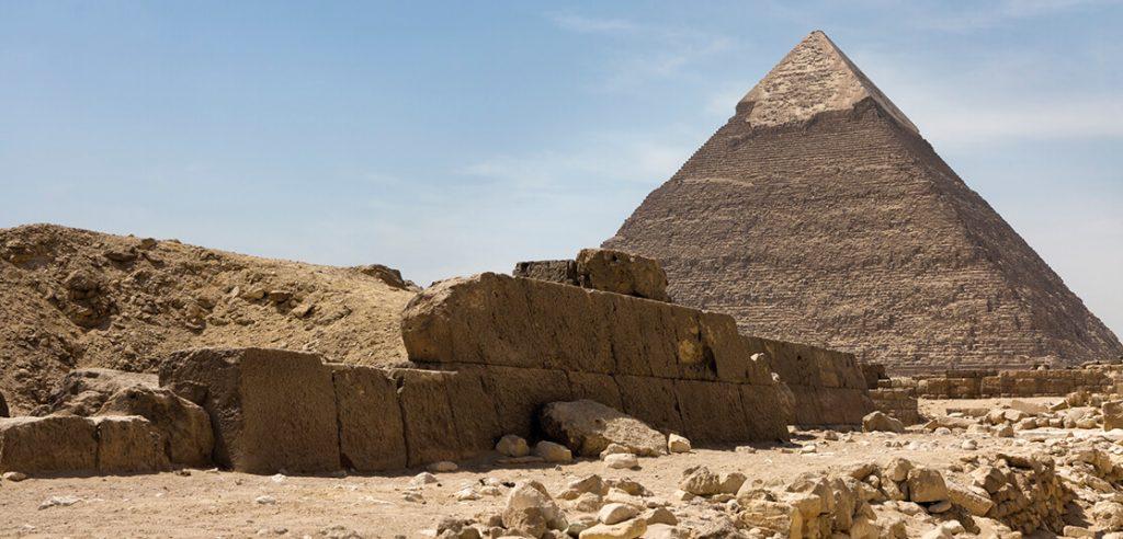 Pyramid Explorer 2016, Ancient World Tours, Giza Plateau