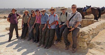 Pyramid Explorer 2016, Ancient World Tours, Group