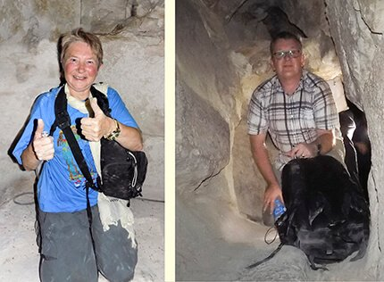 Pyramid Explorer 2016, Ancient World Tours, Passengers