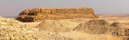 Pyramid Explorer 2016, Ancient World Tours, South Saqqara