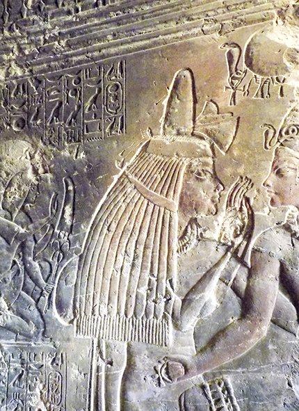 Pyramid Explorer 2016, Ancient World Tours, Wetnurse