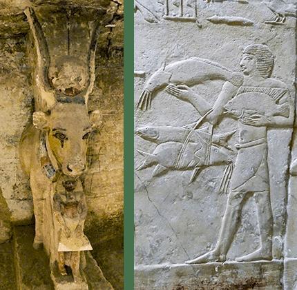 Pyramid Explorer 2016, Ancient World Tours, Art