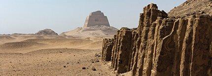 Pyramid Explorer 2016, Ancient World Tours, Meidum