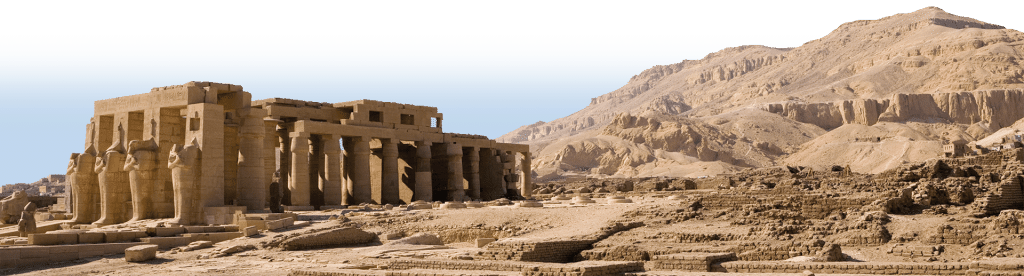 Ramesseum, Ancient World Tours
