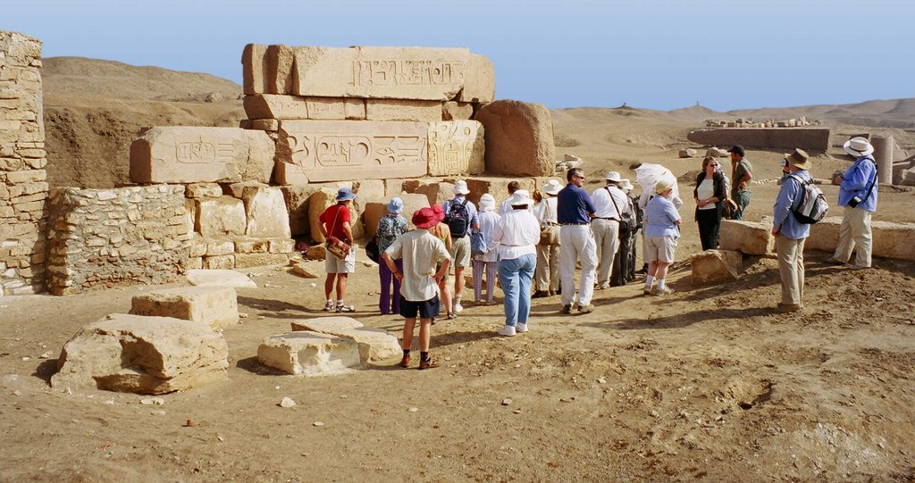 Tanis, Ancient World Tours