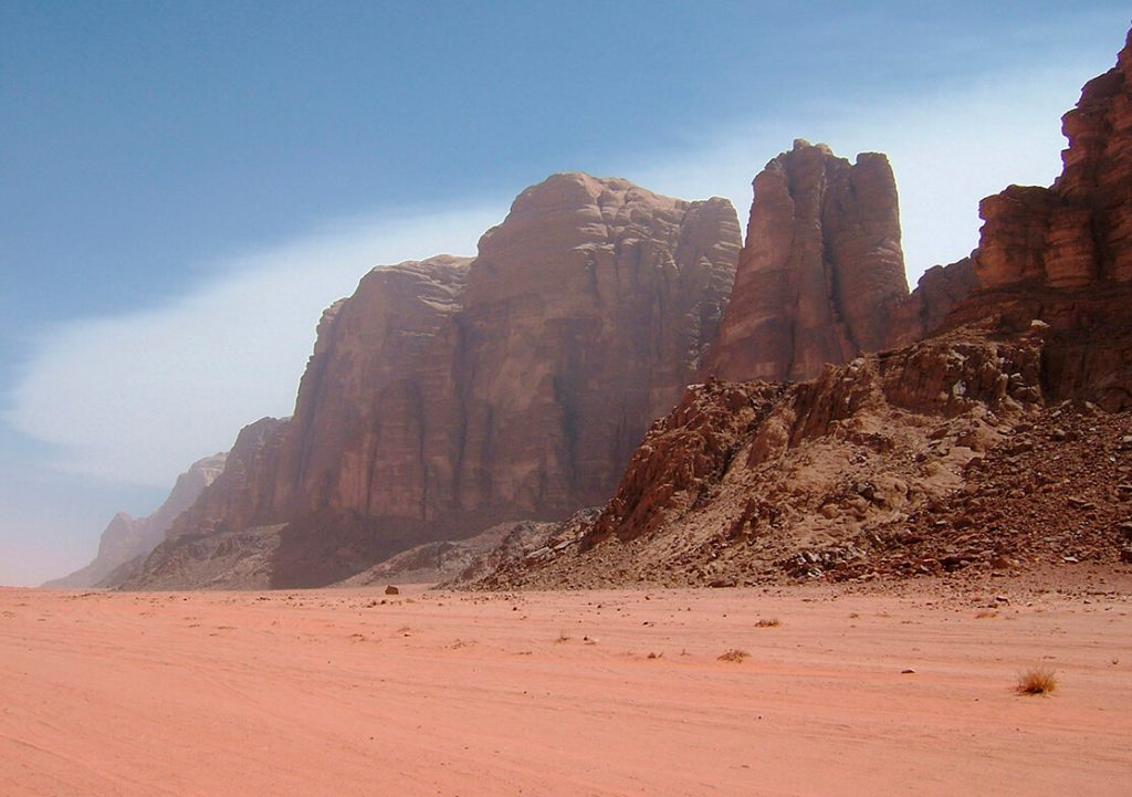 Wadi Rum, Jordan, Ancient World Tours