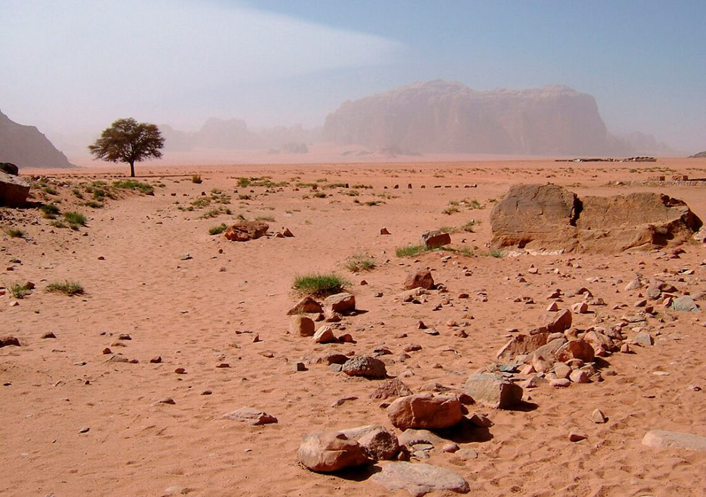 Wadi Rum Jordan, Ancient World Tours
