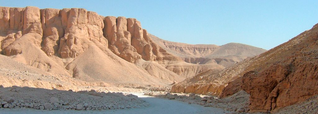 West Valley, Egypt, Ancient World Tours