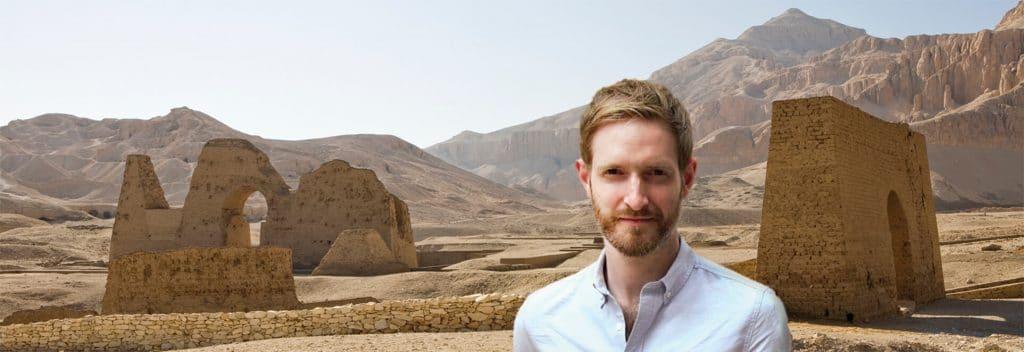 Asasif Tour, Chris Naunton, Ancient World Tours