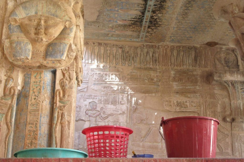 Deir El Medina, Ptolemaic Temple, Egypt, Ancient World Tours