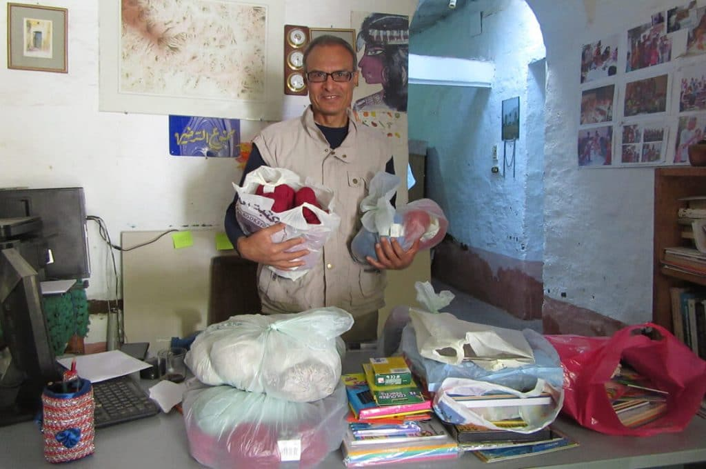 Kent Weeks Library, Wool Donation, Egypt, Ancient World Tours