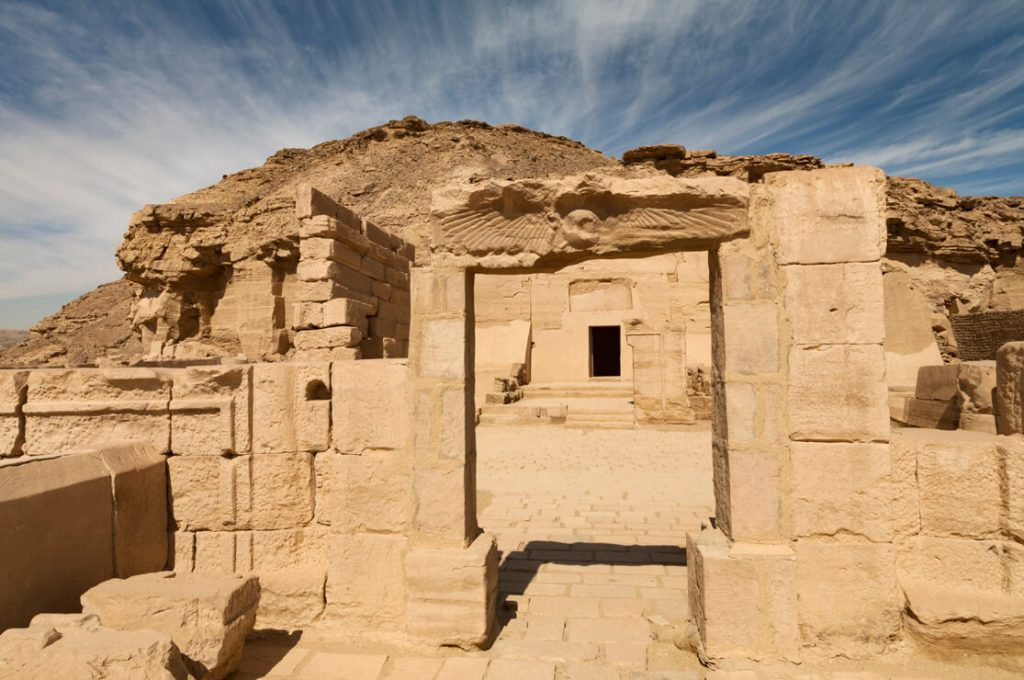 Ptolemaic Temple, El Kab, Ancient World Tours