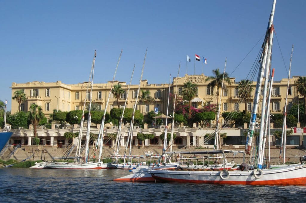 Winter Palace Hotel, Luxor, Nile, Ancient World Tours