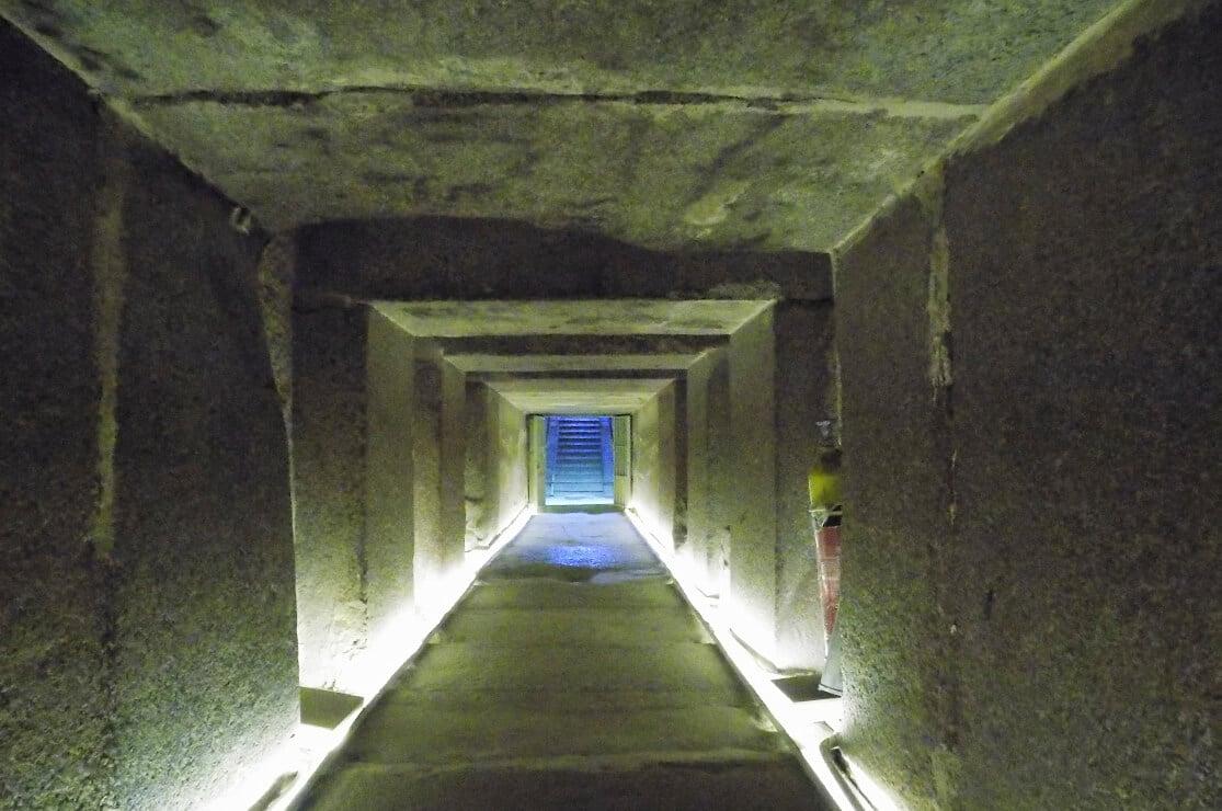 The Pyramid of Unas