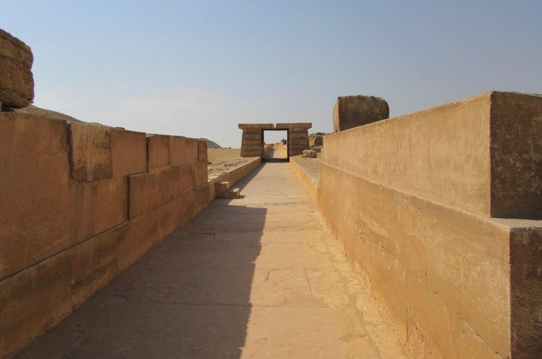 The Unas Causeway