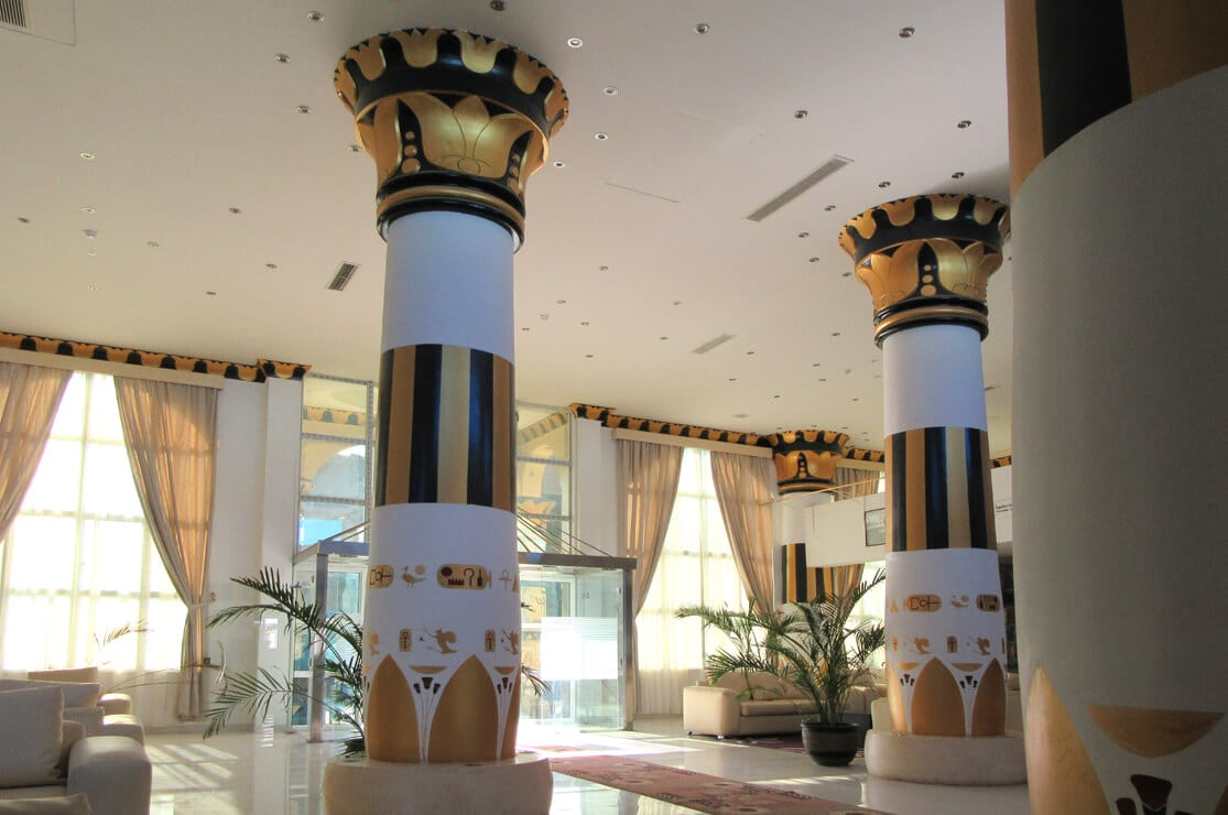 Abydos House of Life Hotel