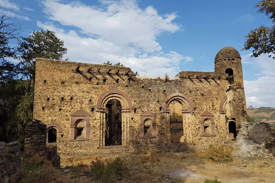 Banquet Hall, Gondar