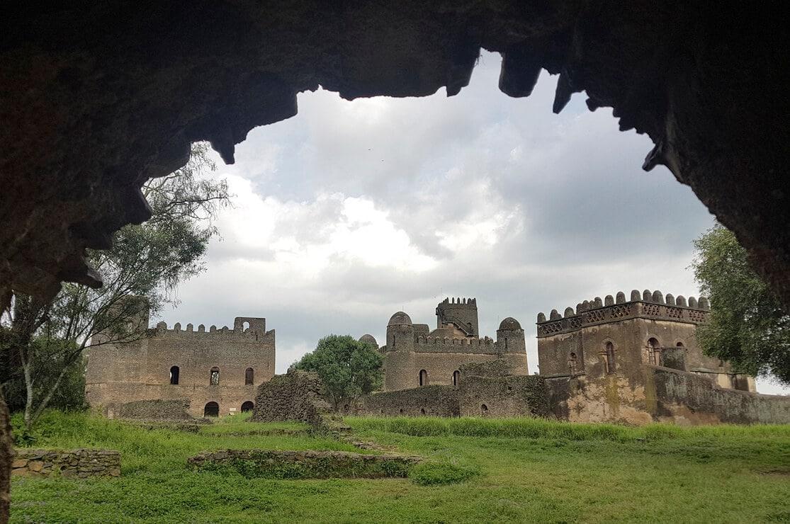 Castles Complex, Gondar
