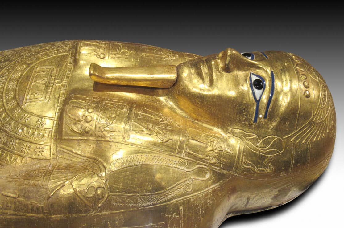 Coffin of Nedjemankh, Fustat